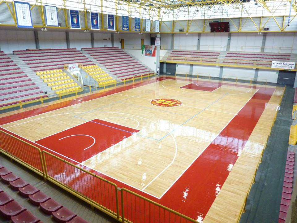 Sports Floors Parquet by Dalla Riva
