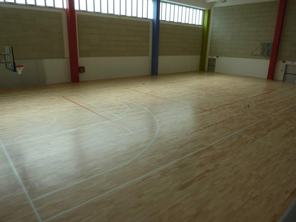 sports floors for gym