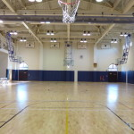 DALLA RIVA SPORTS PARQUET FLOOR AVIANO MILITARY BASE 2014
