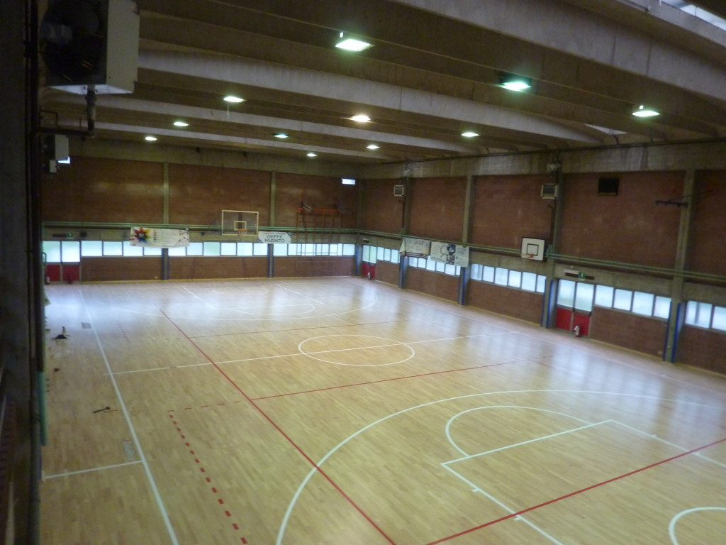 sports flooring for gyms dalla riva