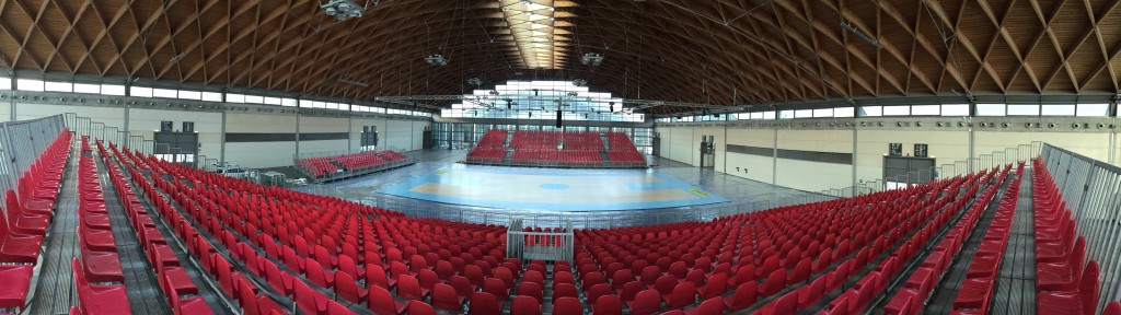 sports assembled parquet rnb basket festival dalla riva sportfloors rimini 2015