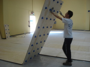 The special substructure of the model Solid Jump System by Dalla Riva Sportfloors