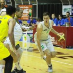 """International Tournament of Caorle"""" which took place at """"PalaMare"""" on sports parquet Dalla Riva Sportfloors"""