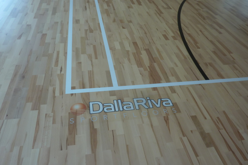 Recently, the brand DR was particularly involved for installation of new sports floors in Friuli Venezia Giulia
