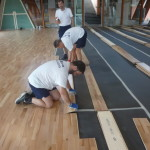 Model Elastic Wood 22 is a good alternative to the synthetic surface also in terms of costs