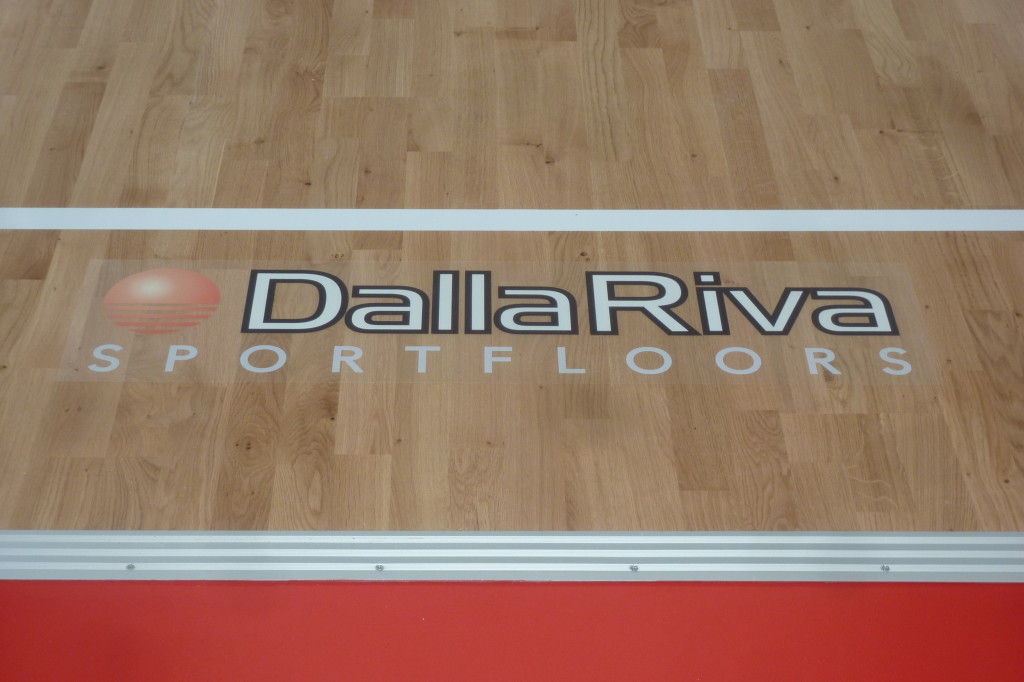 Archived among unanimous, positive consensus another installation signed Dalla Riva Sportfloors