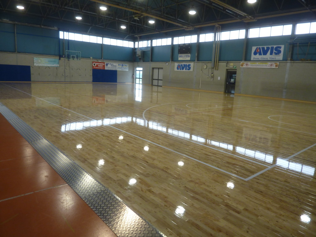 Sports parquet fiba approved everyone is thrilled by the for Sports flooring