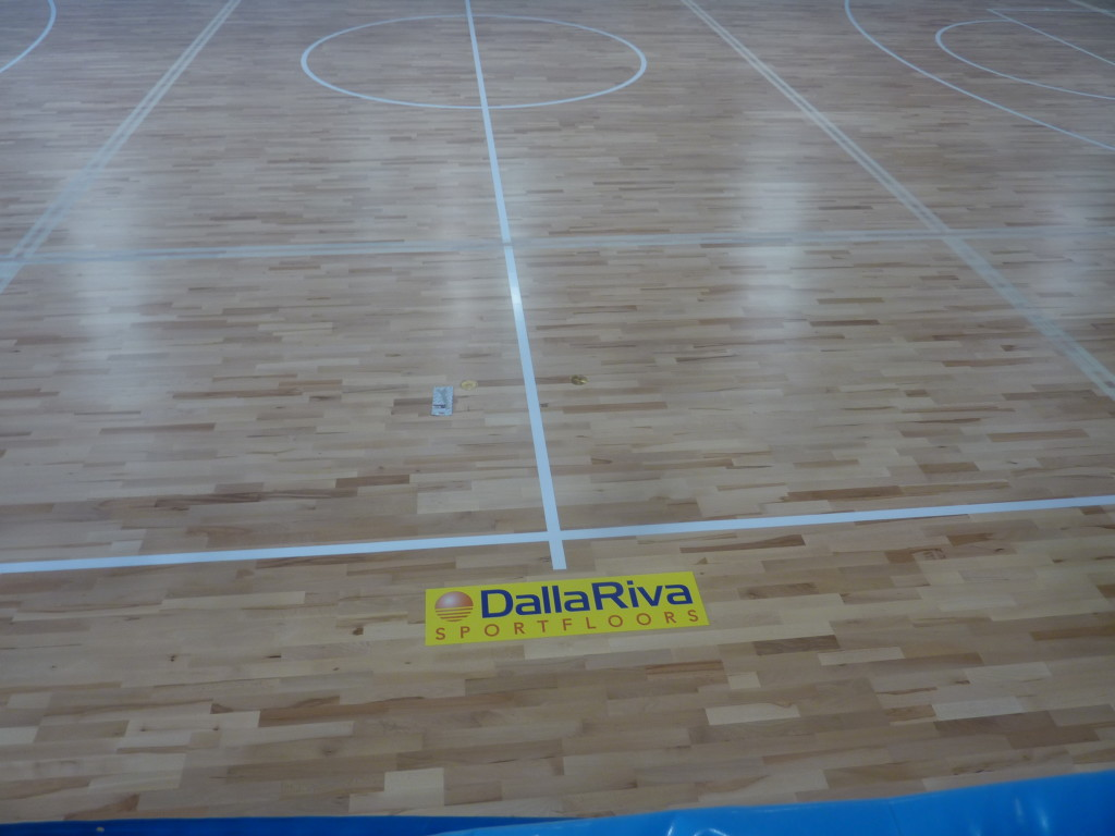 The unmistakable brand Dalla Riva Sportfloors is a guarantee of quality and service in time
