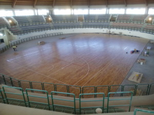 Parquet Solid Jump System boasts a total thickness of 76 mm