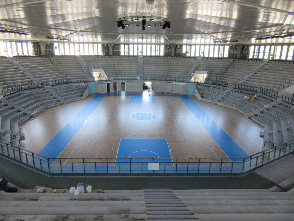The sports arena Carnera of Udine will be used from basket club Apu Udine, promoted in serie A2