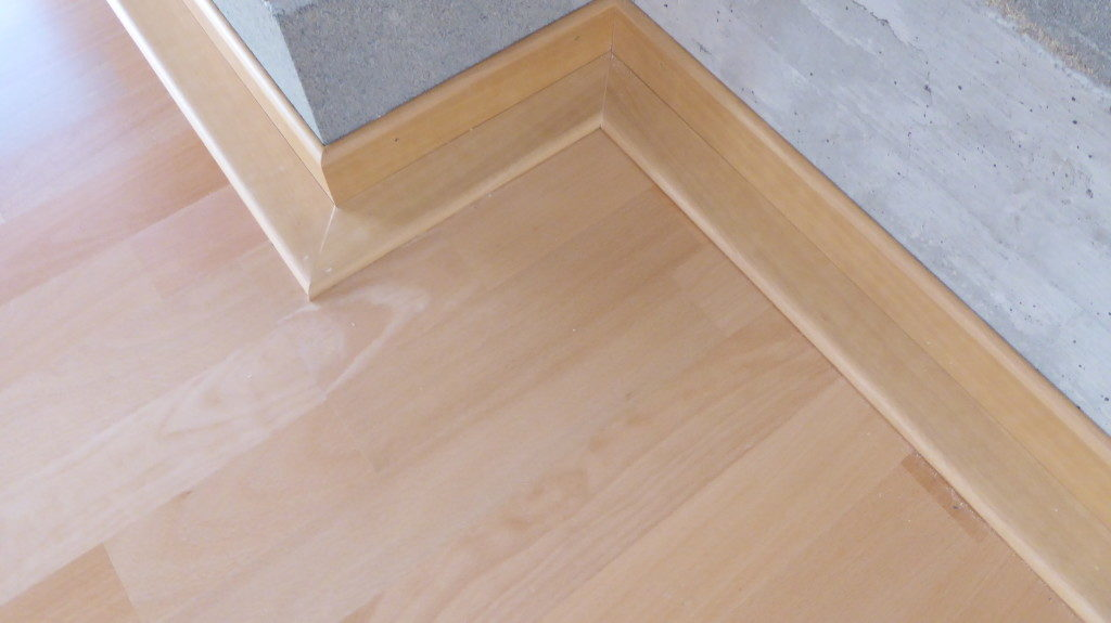 The appreciation for the interventions of Dalla Riva Sportfloors during new installations also comes from attention to details
