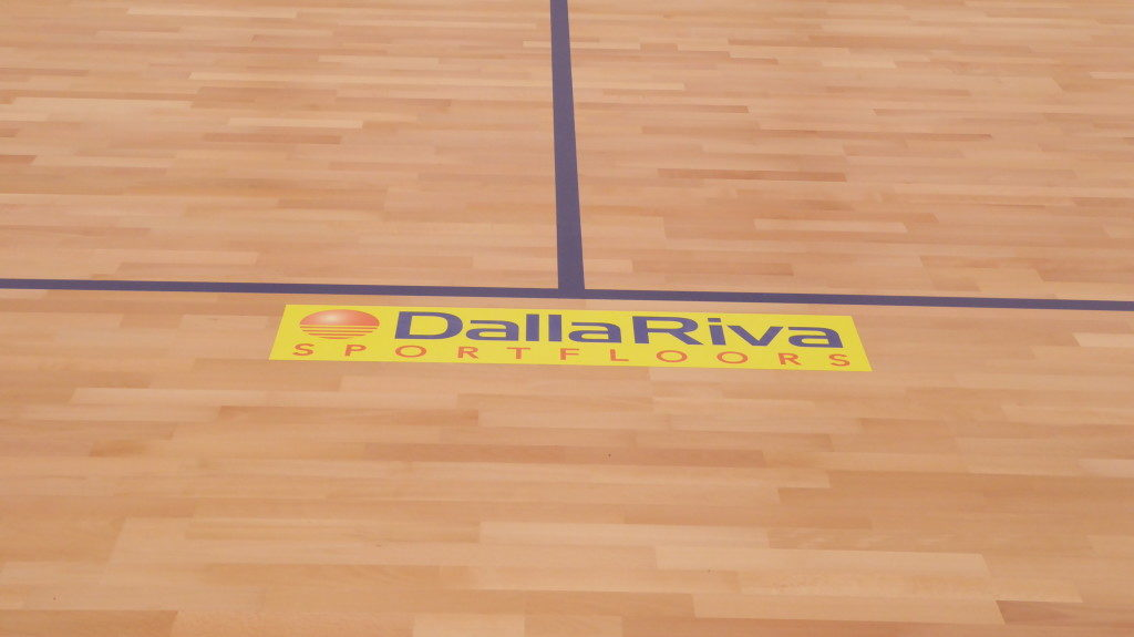 In addition to the sports floor of the new gym of Trecate, Dalla Riva Sportfloors has already signed the parquet of Sporting Palace of Novara, principal place of home games of Agil Volley Serie A Women