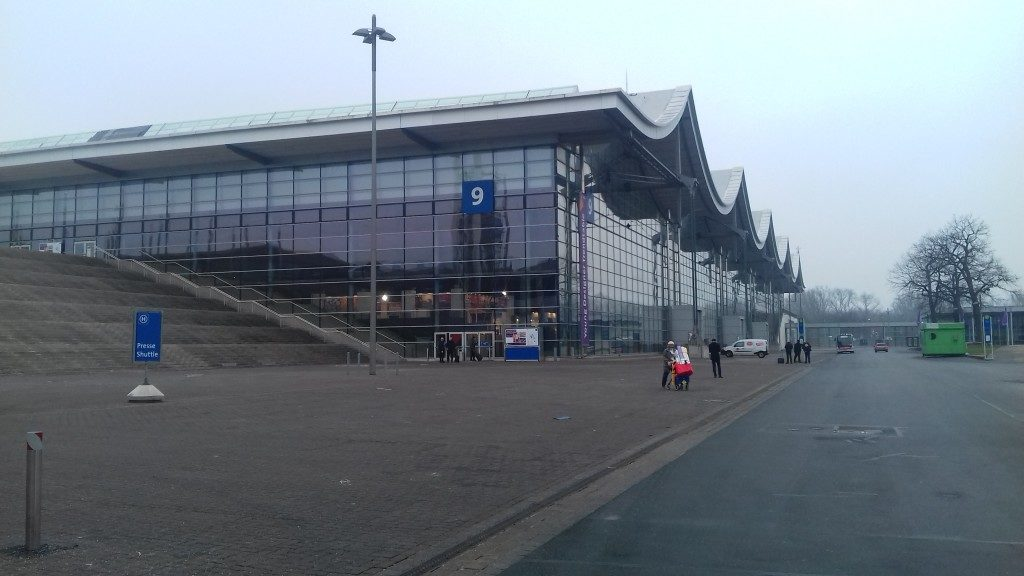 Hanover Trade Fair is one of the largest in the world