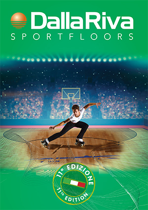 dalla riva  sportfloors catalogue 2017 11th edition