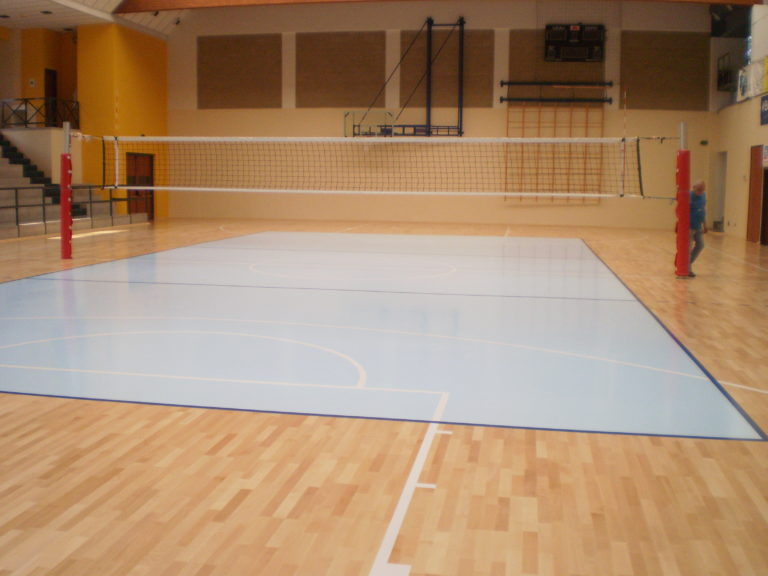 The Jump System models of Dalla Riva Sportfloors range have extraordinary elastic qualities