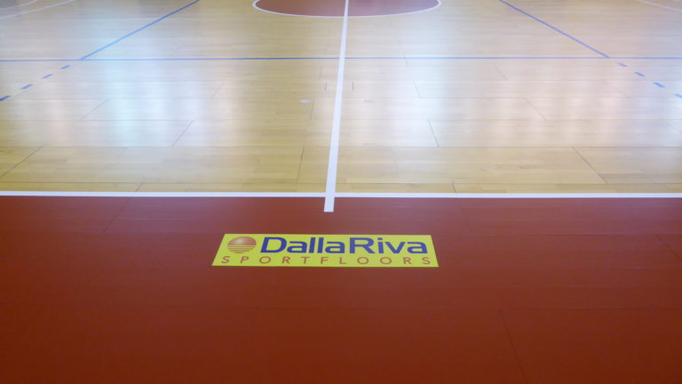 "After the ""PalaRadi"" Dalla Riva Sportfloors ""sign"" the parquet of another gym in Cremona"