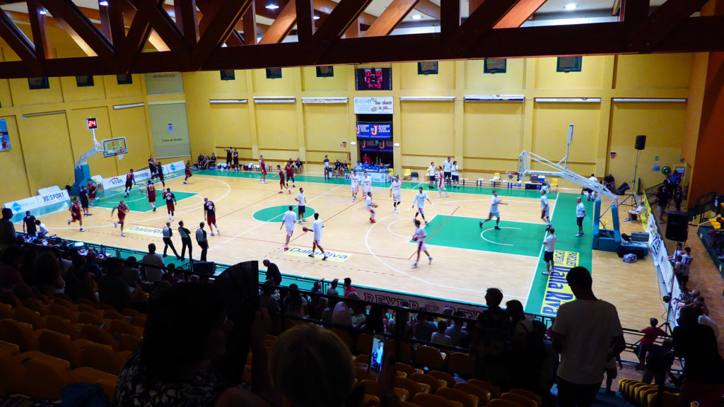 Last year, Venice won in the final against Reggio Emilia