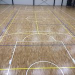 A new international reference for Dalla Riva Sportfloors. This time in Lithuania, where basketball is national sport