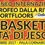 International Basketball Tournament City of Jesolo - Trophy Dalla Riva Sportfloors