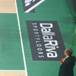 Dalla Riva Sportfloors brings good luck to the Fiat Auxilium Torino