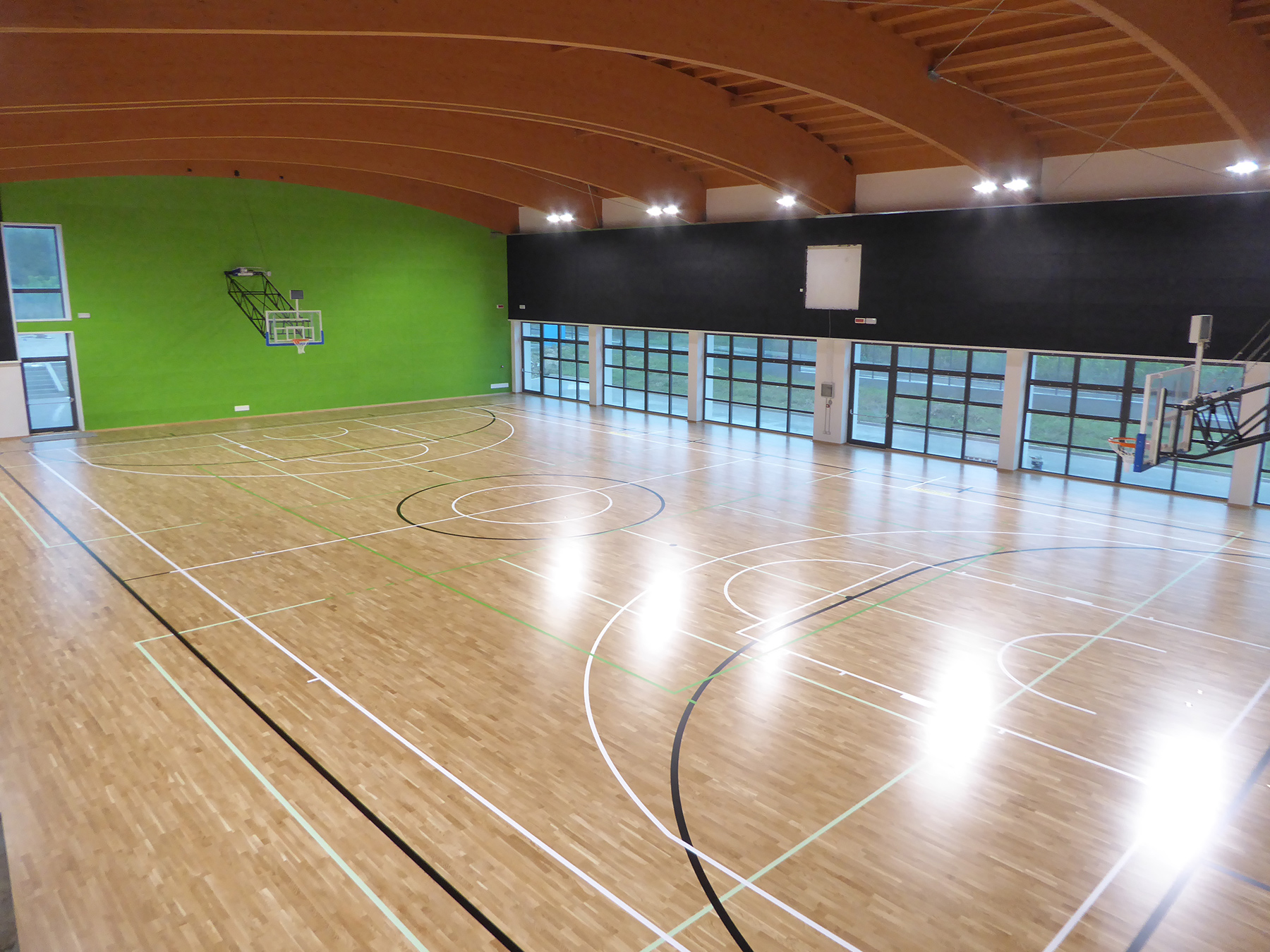 The new high performance parquet completed