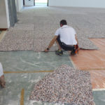 "A new sports flooring in the comprehensive ""Ada Negri"" Institute of Udine"
