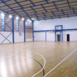 Extraordinary maintenance of the gym in Ronchis, in the province of Udine