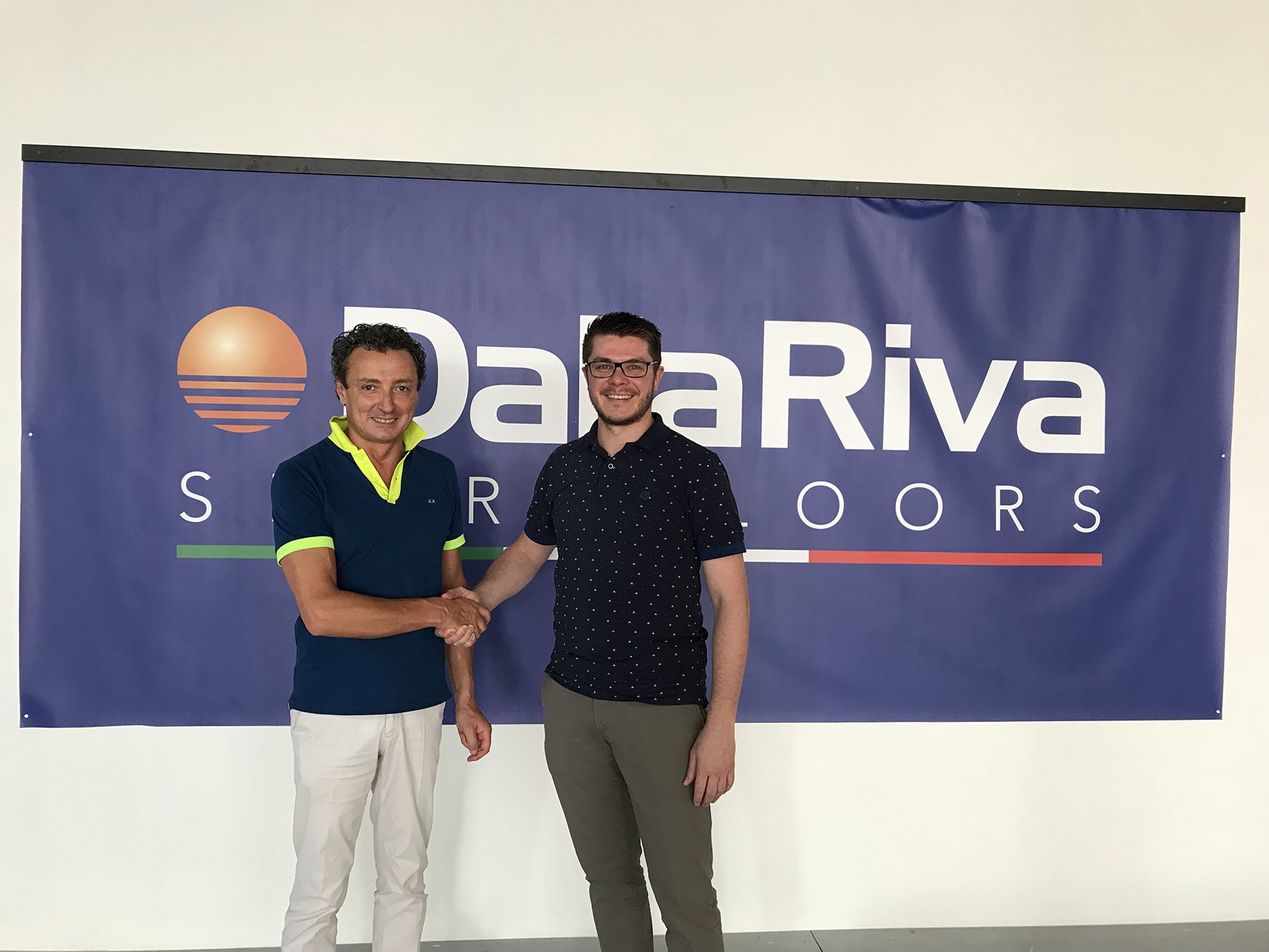 The collaboration between Dalla Riva Sportfloors and Sporting Altamarca is renewed