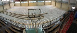 A new performing parquet for the Genova Virtus basket