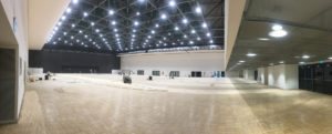 Yet another record: 3000 square meters of honing