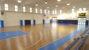 Dalla Riva Sportfloors: synonymous with professionalism and reliability