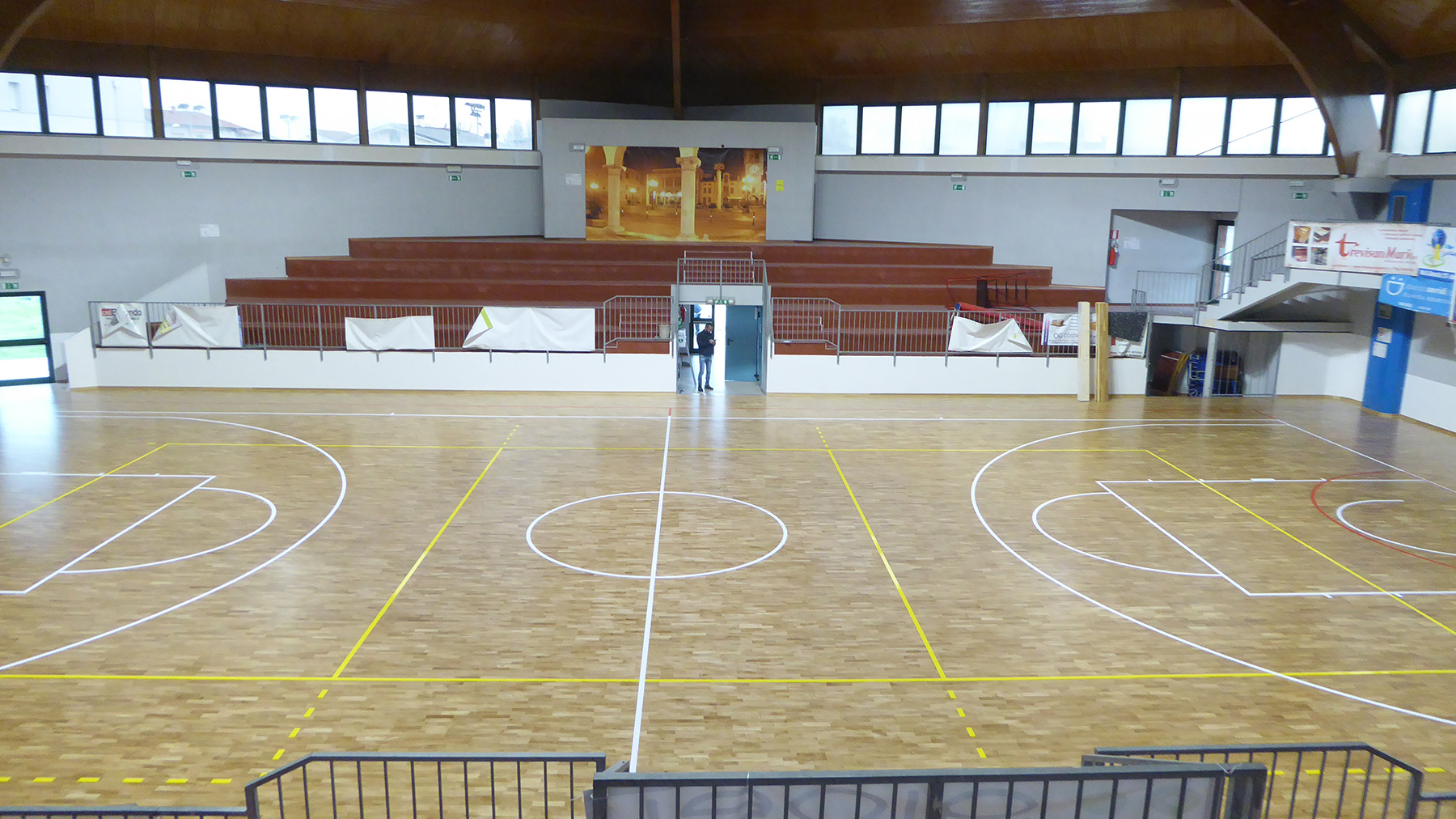 Another important gym by Dalla Riva