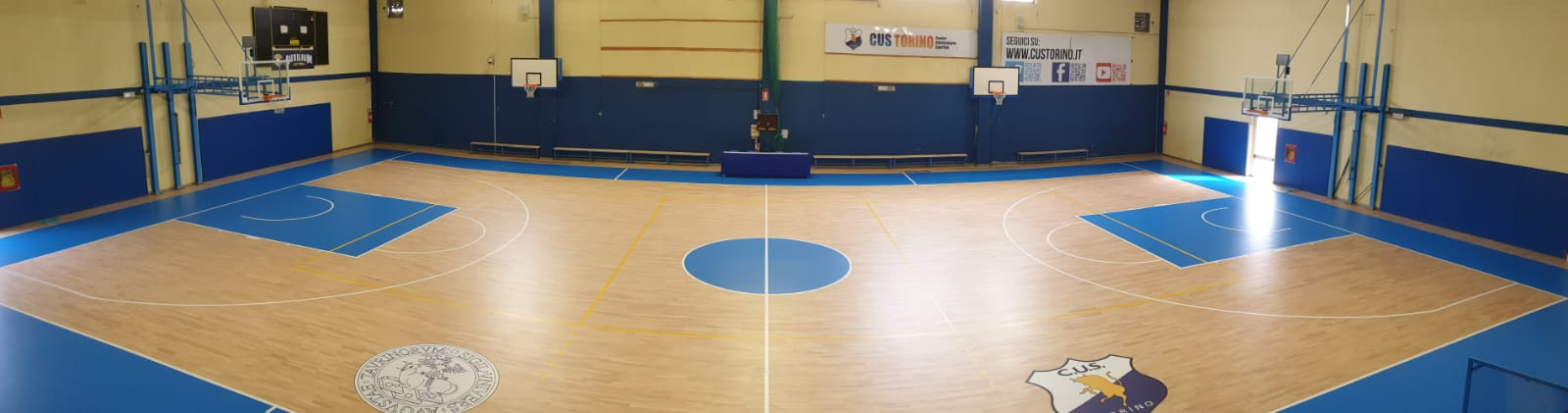 The new face of the Turin sports facility