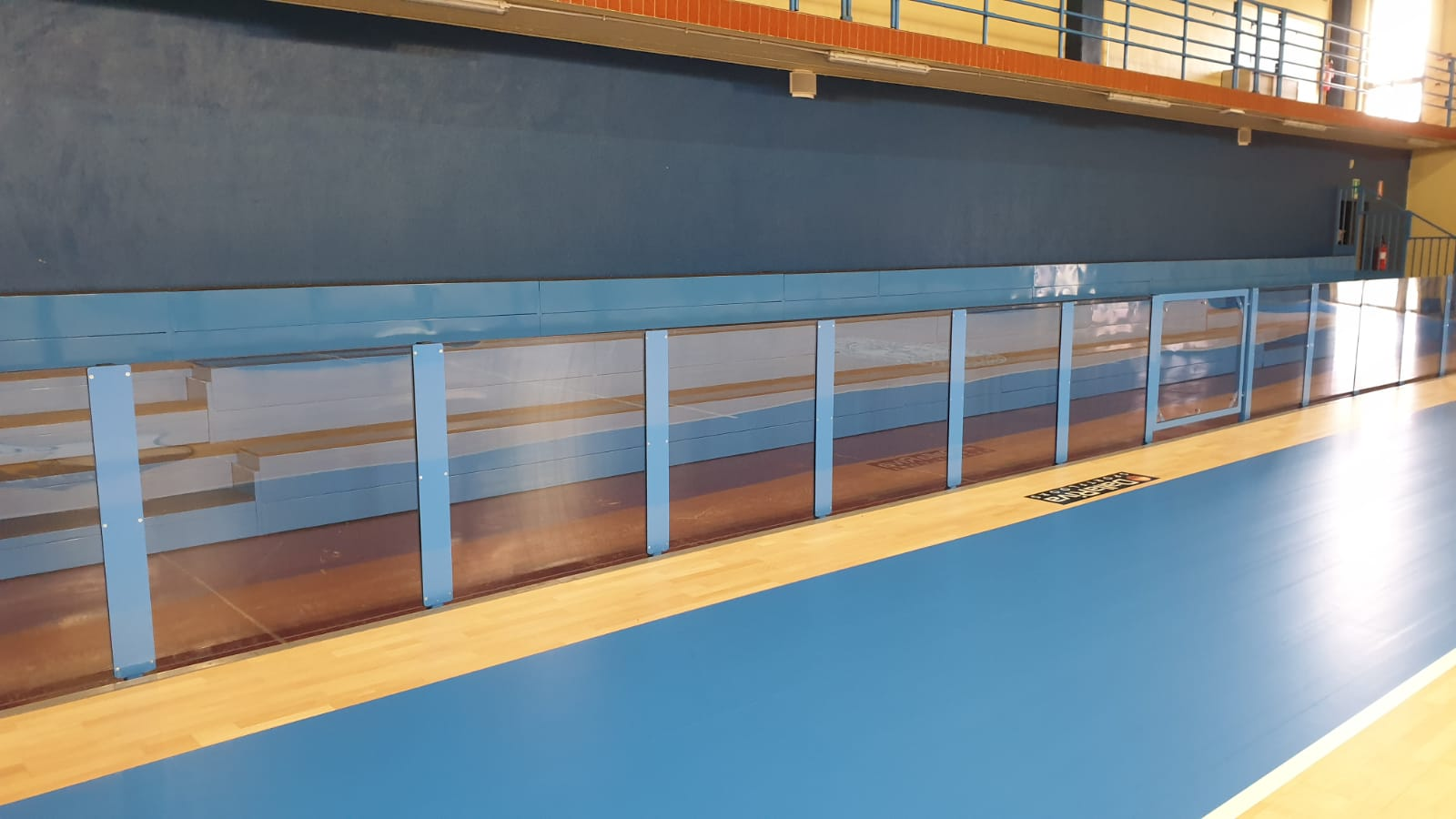 The new transparent barriers