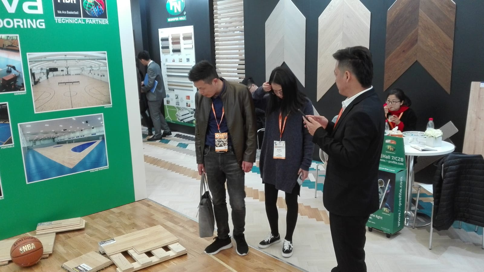 Considerable interest in DR products by the Asian public