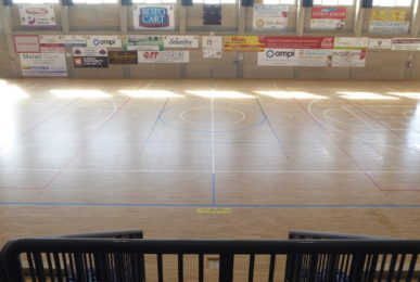 Dalla Riva Sportfloors increasingly present in maintenance