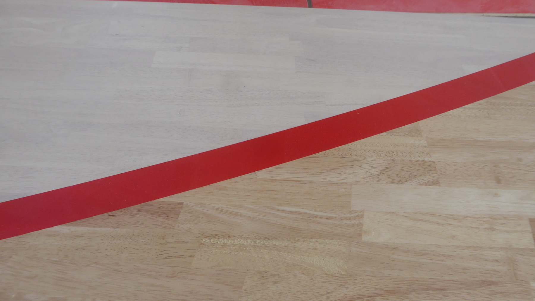 The details of the flooring