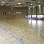 New sports parquet for the Sant'Agata Futsal 2004