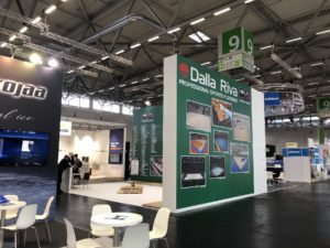 """DR Sportfloors present at the """"FSB"""" in Cologne"""