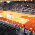 Another sports hall of the Serie A Basketball League signed Dalla Riva