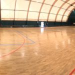 Futsal and hockey on Dalla Riva parquet